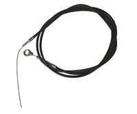 "Manco Throttle Cable 74.5"", Total Length 81"""