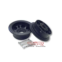"4"" AZUSALITE WHEEL with precision Bearings"