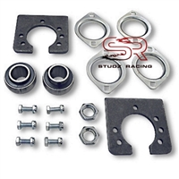 "Live Axle Bearing Kit (Standard Bearing) For 1"" Axle, 2-Hole Flangettes"