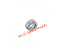 Axle Lock Nut With Nylon Insert