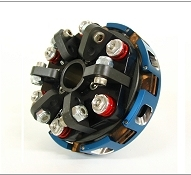 "Bully Racing Clutch, 3/4"", 3 Disc, 6 Spring, 4000 rpm (Big Bore & Extreme HP Engines >20hp)"
