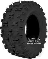 SNOW HOG TIRE 410X6 (4.10X6) 2PLY