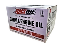 AMSOIL 10W-30 Small Engine Oil Full Case