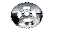 Chrome Plated 60T Baja Warrior Sprocket