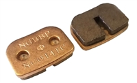 Heavy Duty Copper Disc Brake Pads for Mini Baja, Doodlebug, Trailmaster And DB30