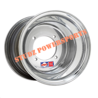 8 x 6 Polished aluminum  Douglas  Wheel 4X4 Bolt Pattern