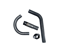 Exhaust Kit, Make Ur Own, Mini Bike - GX200, GX160, 6.5 Chinese OHV, & 212 Predator