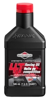 AMSOIL Briggs & Stratton Synthetic 4T Racing Oil 1QT
