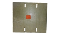 Harrison Heavy Duty Motor/Engine Adapter Mounting Plate