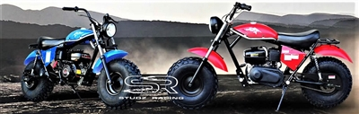 Trail Master MB200 Mini Bike (Da Boss!)