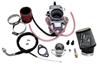 Carb Kit, GX270/390, 32mm And 34 mm Mikuni Flat Slide, Gas