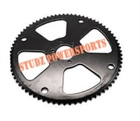 Original Monster Moto Steel Sprocket 75 Tooth #35 Chain