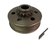 NORAM STAR 1 INCH RACING CLUTCH