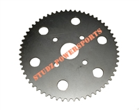 60Tooth Steel Ruttmann Style Sprocket #35 Chain