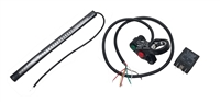 MB200/Hydraulic L.E.D. Brake Light kit with Integrated Turn Signals