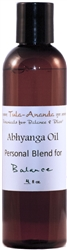 Blance & Bliss Personal Blend Abhyanga Oil