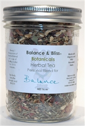 Balance & Bliss Personal Blend Herbal Tea