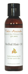 Hair and Scalp Oil