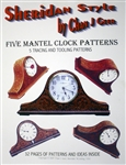 Chan Geer Clocks Pattern Packs
