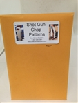 Shot Gun Chap Patterns by Mark Barcus