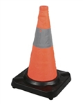 Small Collapsible Traffic Cone (450 mm)