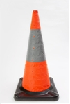 Large Collapsible Traffic Cone (750mm)