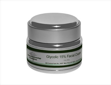 Glycolic 15% Facial Cream