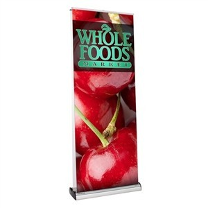Trade Show Displays: Advance Double Sided Retractable Banner Stand [Graphics Only]