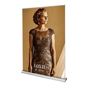 Trade Show Displays: Blade Lite 1500 Retractable Banner Stand [Graphics Only]