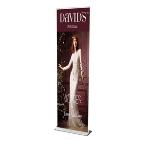 Trade Show Displays: Blade Lite 600 Retractable Banner Stand [Complete]