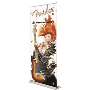 Trade Show Displays: Blade Lite 800 Retractable Banner Stand [Graphics Only]