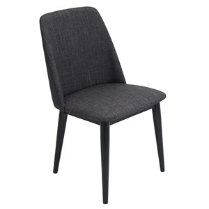 Pair of Tintori Dining Chairs