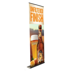 Trade Show Displays: Elevate Retractable Banner Stand [Graphics Only]