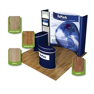 FlexFloor To Go Rollable Flooring 10' x 10'  APG Exhibits
