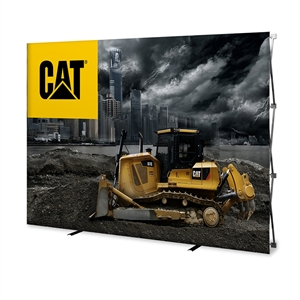 Hop Up 10 ft (4x3) Straight Tension Fabric Display [Complete]