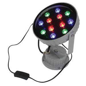 LED Blast Accent Lights - Colored