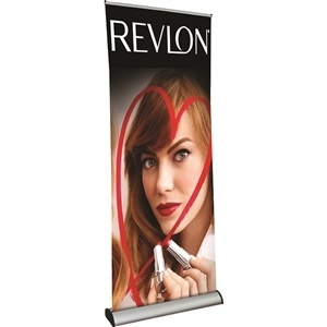 Trade Show Displays:Merlin Retractable Banner Stand [Complete]