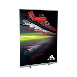 Trade Show Displays: Mosquito 1500 Retractable Banner Stand [Graphics Only]