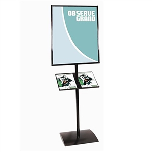 Trade Show Displays: Observe Grand Display Stand [Graphics Only]