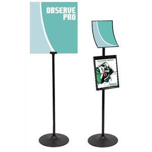 Trade Show Displays: Observe Pro Display Stand [Graphics Only]