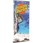 Orient 850 Retractable Banner Stand [Graphics only]