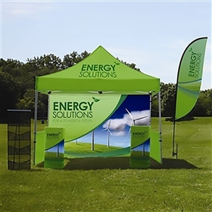 10 ft Zoom Outdoor Tent [Kit 01] • APG Exhibits