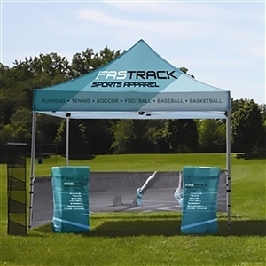 10 ft Zoom Outdoor Tent [Kit 03] • APG Exhibits