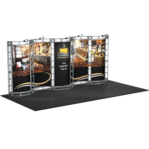 Trade Show Displays: Hydrus 10' x 20' Orbital Truss System [Complete]