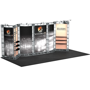 Omicron 10' x 20' Orbital Truss System [Graphics Only]