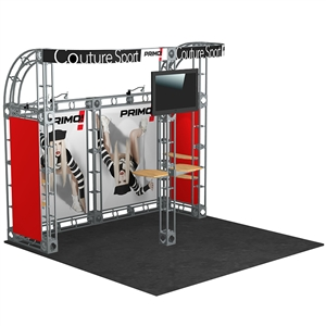 Trade Show Displays: Vela-2 10'x10' Orbital Truss System [Complete]