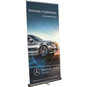 Trade Show Displays: SOLO-920 Retractable Banner Stand [Graphics Only]