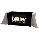 5 Foot Premium Dye Sub Table Runner Economy
