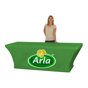 8 Foot Stretch Table Cover