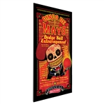 Vector Frame Fabric Poster 2 ft x 1 ft Display R-01